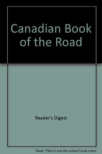 Canadian Book of the Road: Reader's Digest