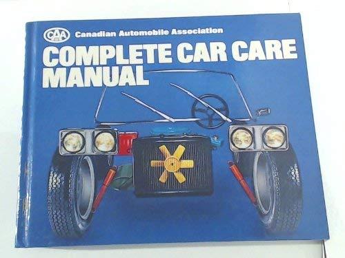 9780888500991: Complete Car Care Manual