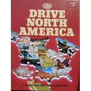 Drive North America (9780888501127) by Reader's Digest