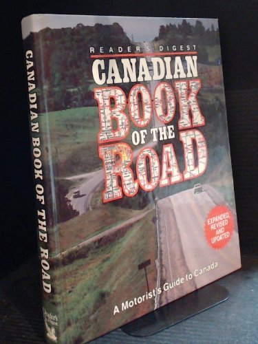 9780888501752: Reader's Digest Canadian Book of the Road