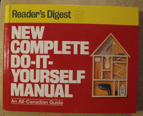 9780888501783: Reader's Digest new complete do-it-yourself manual