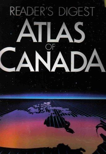 9780888502483: Atlas of Canada