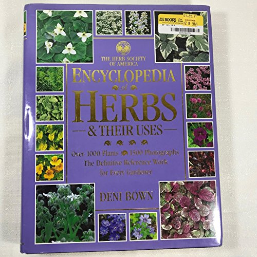9780888503343: Encyclopedia of Herbs and Their Uses