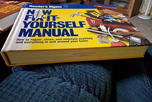 9780888505354: New Fix-It-Yourself Manual: How to Repair, Clean, and Maintain Anything and Everything In and Around Your Home