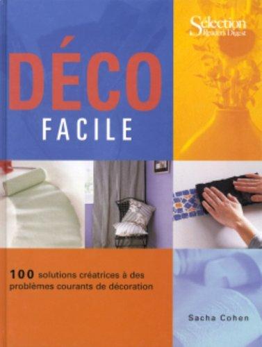 DECO FACILE (0888507682) by Sacha Cohen