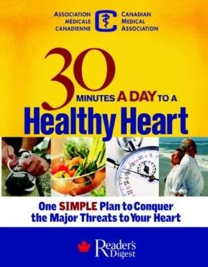 9780888508065: 30 Minutes a Day to a Healthy Heart