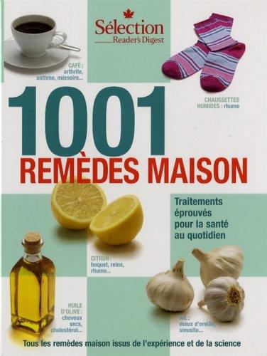 9780888508867: 1001 Remèdes Maison