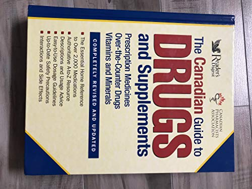 The Canadian Guide to Drugs and Supplements: Raman-Wilms, Lalitha (editor)