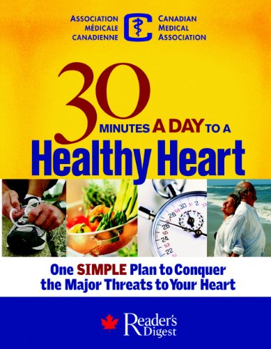 9780888509550: 30 Minutes a Day to a Healthy Heart
