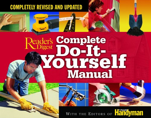 9780888509604: Complete Do-It-Yourself Manual: Completely Revised and Updated