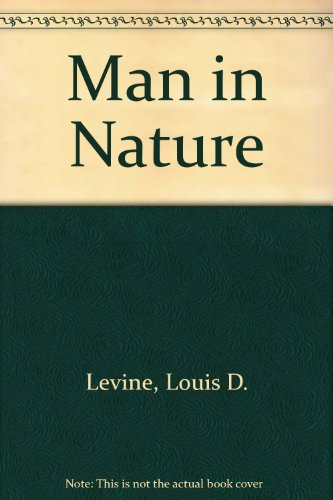 9780888541734: Man in Nature