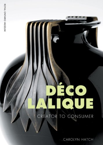 9780888544476: Deco Lalique: Creator to Consumer