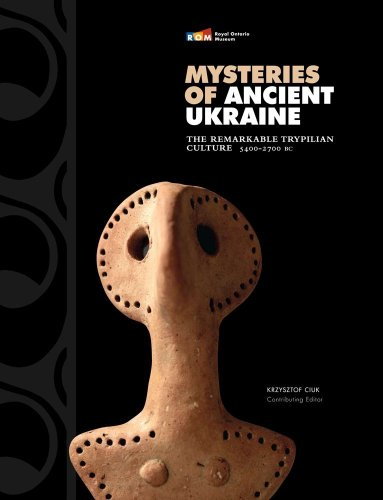 9780888544650: Mysteries of Ancient Ukraine The Remarkable Trypillian Culture