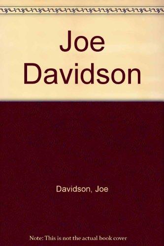 9780888621795: Joe Davidson