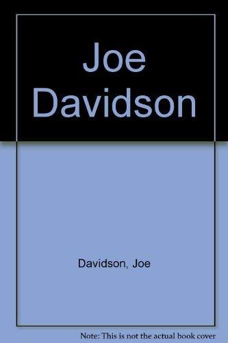 9780888621801: Joe Davidson