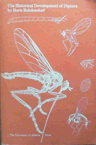 9780888640031: The Historical Development of Diptera