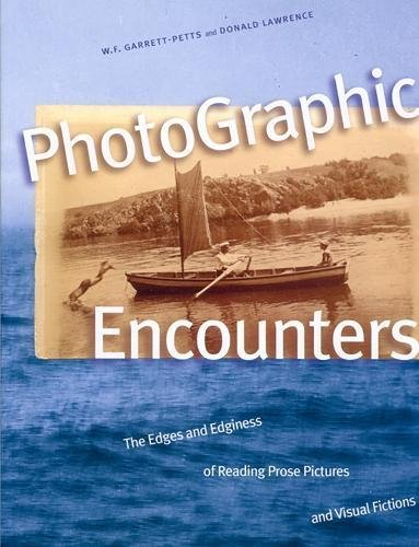 9780888643629: PhotoGraphic Encounters: The Edges and Edginess of Reading Prose Pictures and Visual Fictions
