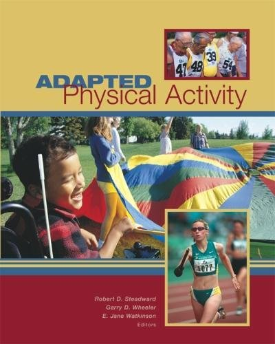 9780888643759: Adapted Physical Activity