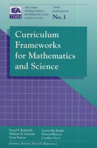 9780888650900: Curriculum Frameworks for Mathematics and Science (Timss Monograph, No 1)