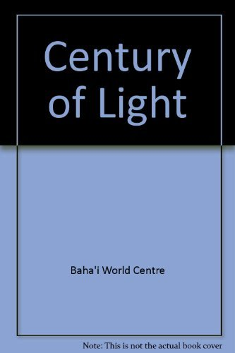 9780888671158: Century of Light