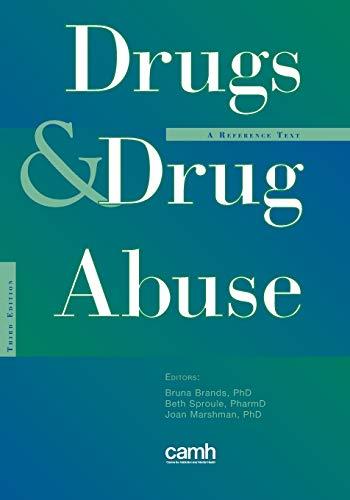 9780888682529: Drugs & Drug Abuse