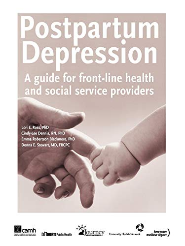 9780888684851: Postpartum Depression: A Guide for Front-Line Health and Social Service Providers