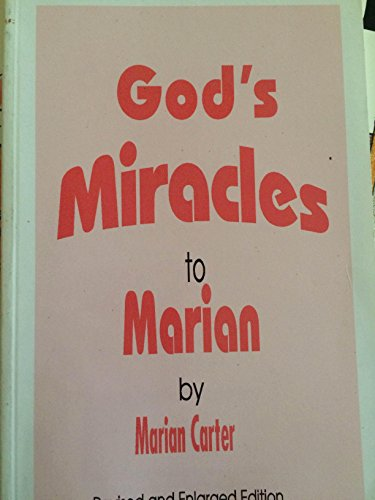 9780888735904: God's Miracles to Marian