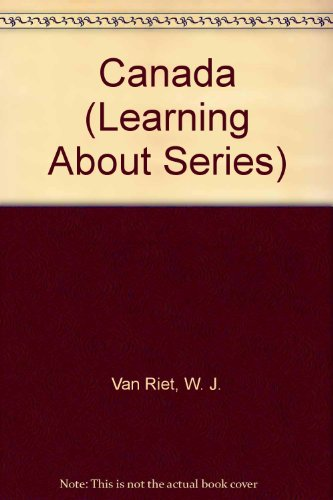 9780888741134: Canada (Learning About Series)