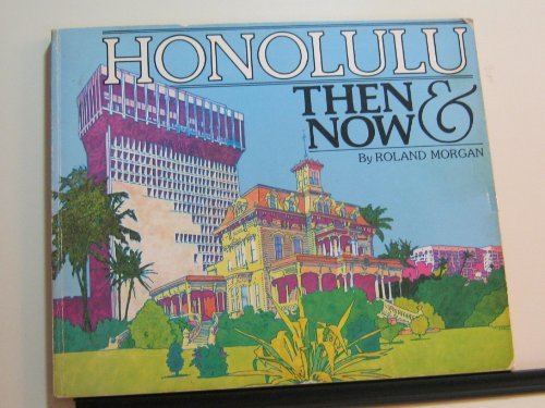 9780888750037: Honolulu then & now