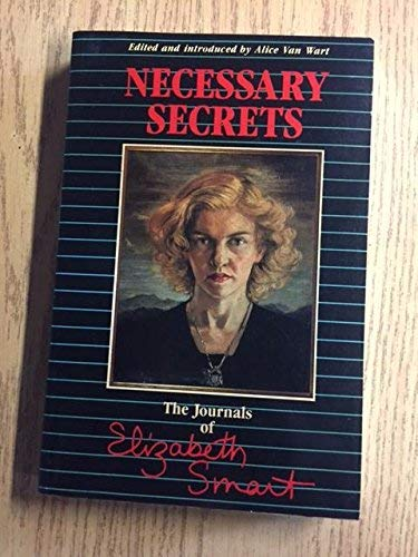 9780888791801: Necessary Secrets : The Journals of Elizabeth Smart