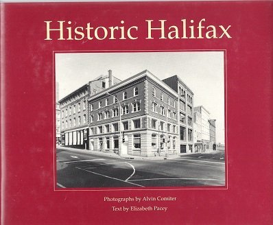Historic Halifax: Elizabeth Pacey