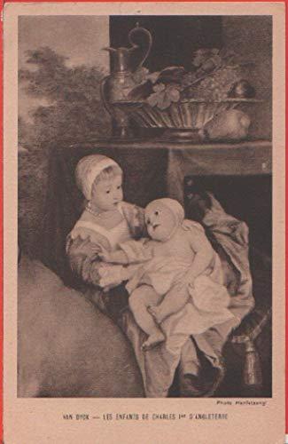 Anthony van Dyck: Suffer little children to: Van Dyck, Anthony