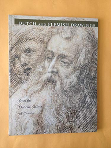 9780888847843: DUTCH AND FLEMISH DRAWINGS FROM THE NATIONAL GALLERY OF CANADA