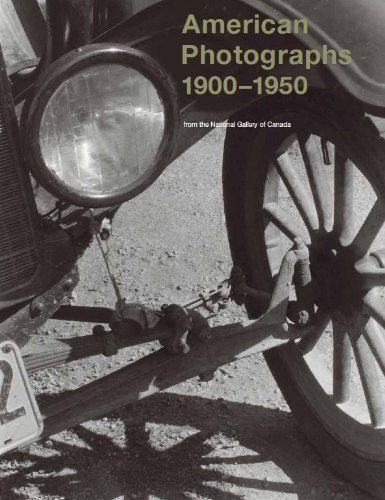American Photographs 1900-1950 (Paperback): Ann Thomas