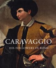 9780888848918: Caravaggio and His Followers in Rome