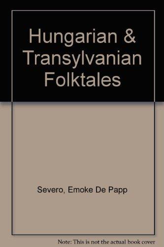 9780888871572: Hungarian & Transylvanian Folktales