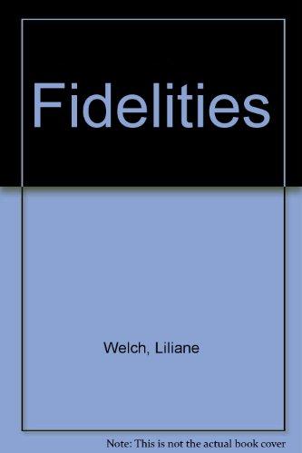 9780888871671: Fidelities