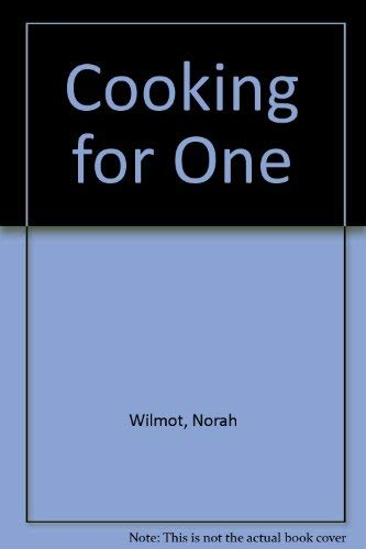 Cooking for One: Norah Wilmot