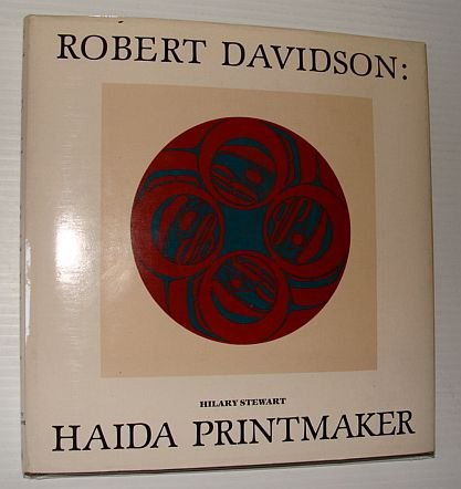 9780888942425: Robert Davidson, Haida printmaker