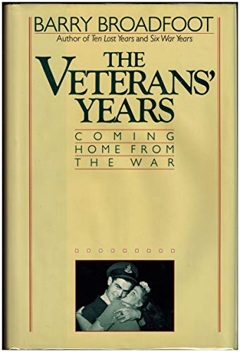 The veterans' years: Coming home from the war