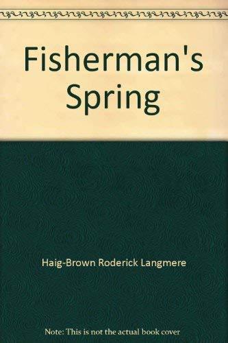 9780888945501: Fisherman's Spring