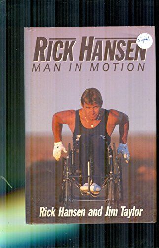 9780888945600: Rick Hansen: Man in Motion