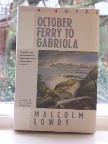 9780888945921: October Ferry to Gabriola