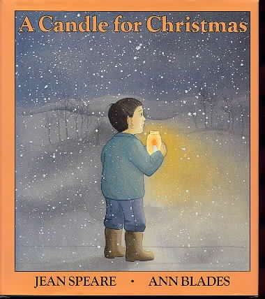 A Candle for Christmas: Jean E. Speare