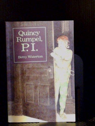 QUINCY RUMPEL, P.I.: WATERTON, BETTY
