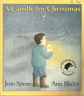 A Candle for Christmas: Jean Speare