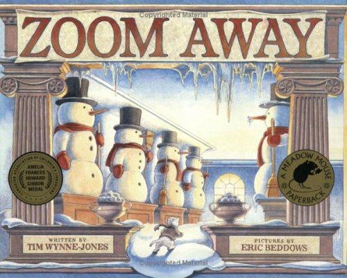 Zoom Away: Wynne-Jones, Tim