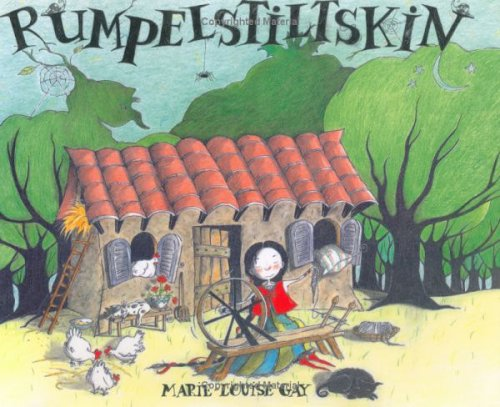 Rumpelstiltskin (Folk & Fairytales) (0888992793) by Gay, Marie-Louise