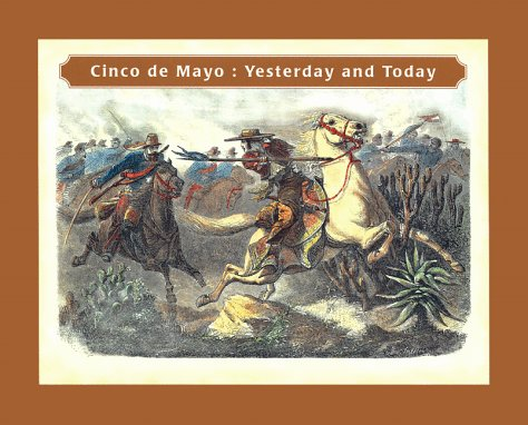 Cinco de Mayo : Yesterday and Today: Krystyna Libura; Maria