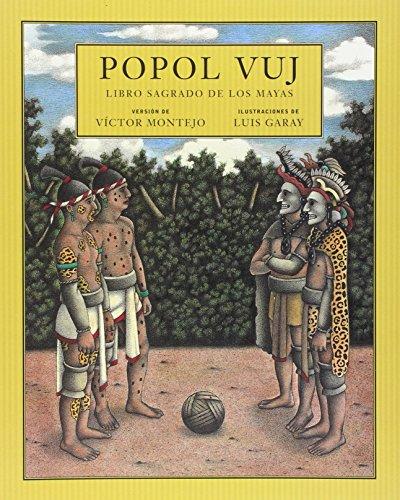 9780888993625: Popol Vuj: Libro Sagrado De Los Mayas